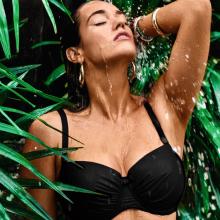 Primadonna - Cocktail Bikini Balconette Sort