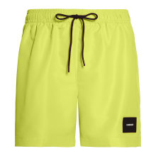 Calvin Klein Herre - Core Solids Badebukser Safety Yellow