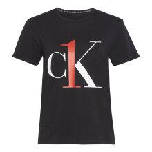 Calvin Klein - CK One Coord T-shirt Sort