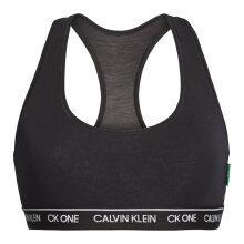 Calvin Klein - CK One Recycle Fashion Bralette Sort