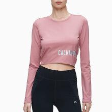 Calvin Klein - Long Sleeve Shirt Dusty Pink