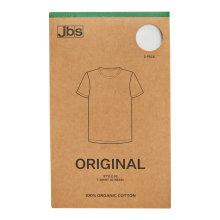 JBS Herre - 2-pak Organic T-Shirt Hvid
