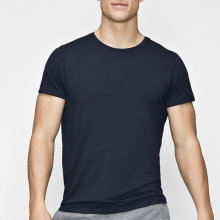 JBS of Denmark Herre - Bambus T-shirt O-Neck Navy