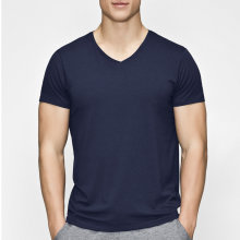 JBS of Denmark Herre - Bambus T-Shirt V-Neck Navy