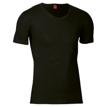 JBS Herre - Bomuld T-shirt V-neck Sort