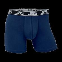 JBS Herre - Bomuld Boxershorts logo Blå